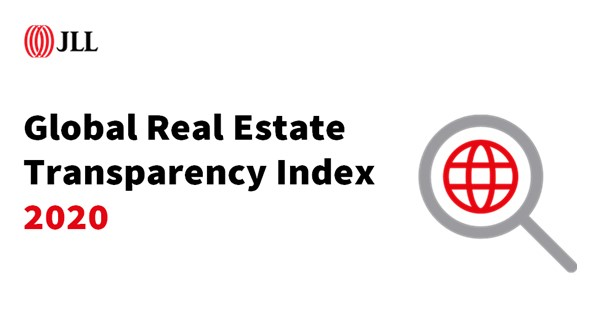 JLL Global Real Estate Transparency Index 2020