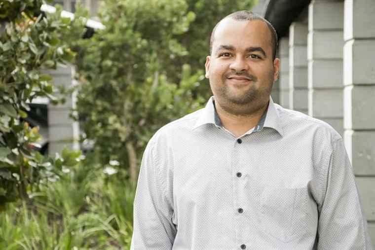 Jamie Louw, Financial Director of FM Solutions.