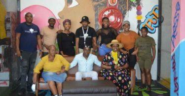 Kasi CoLAB's founding members.
