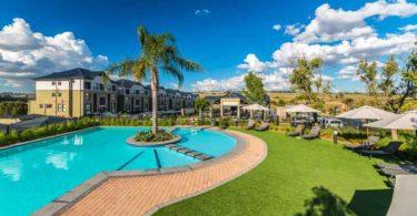 Kikuyu Estate, Waterfall, Johannesburg.