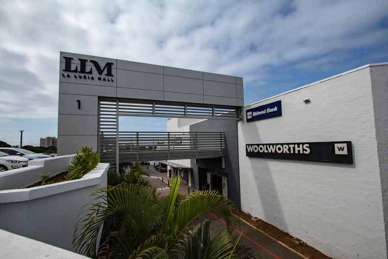 La Lucia Mall's Entrance 1.