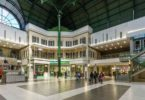 The upgraded interior of Growthpoint's Lakeside Mall in Benoni.