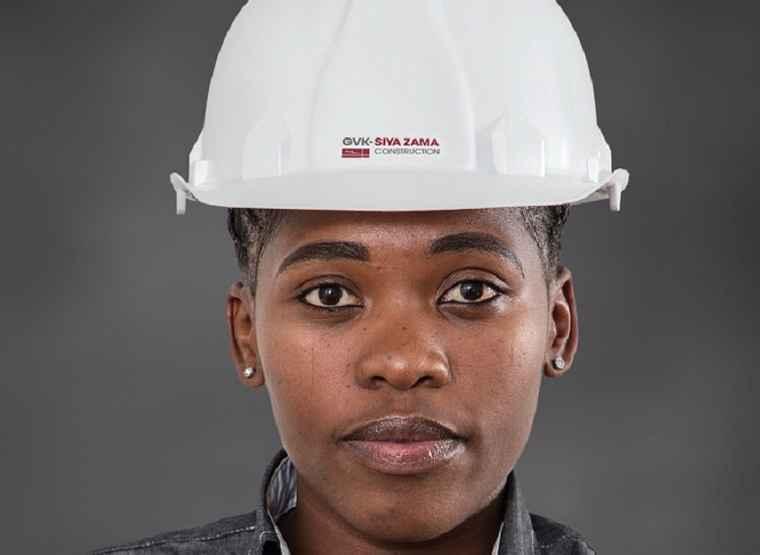 Site agent for GVK-Siya Zama, Liphu January.