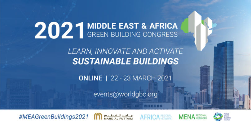 Middle East & Africa Green Building Congress