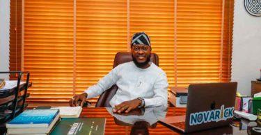 Noah Ibrahim, Real Estate disruptor and CEO of Novarick Homes.