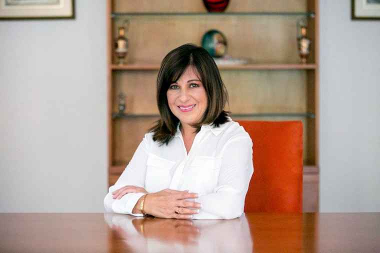 Specialist Sectional Title Attorney and BBM Law director Marina Constas.