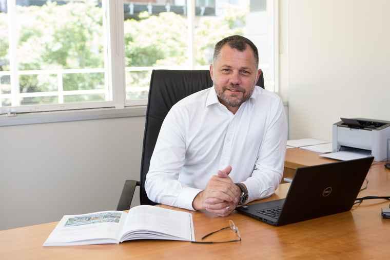 Morne Wilken, CEO of Hyprop.