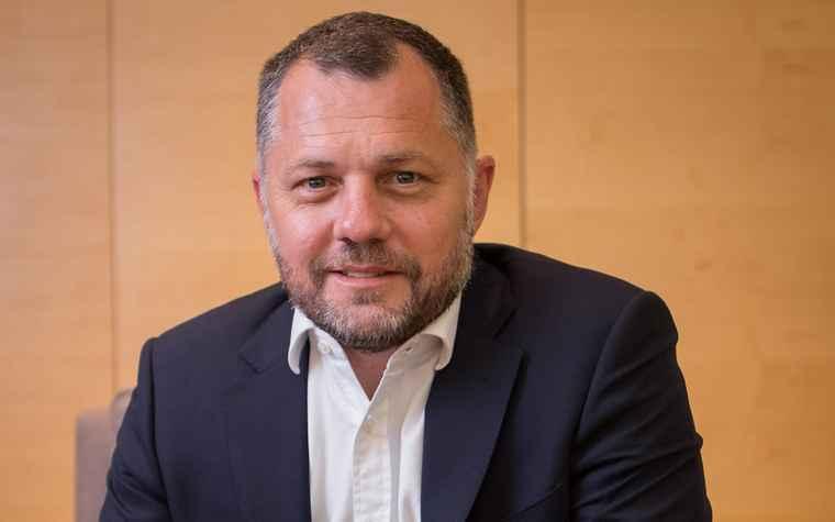 CEO of Hyprop, Morné Wilken.