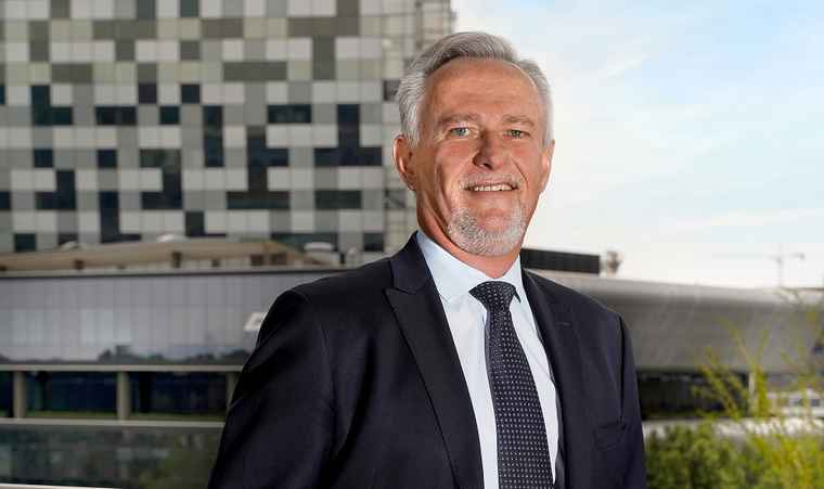 Norbert Sasse, Group CEO of Growthpoint Properties.