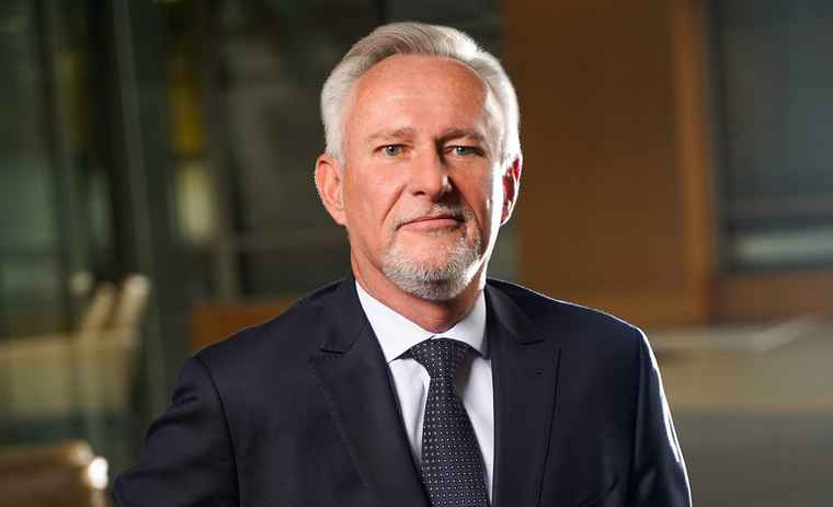 Norbert Sasse, Group CEO of Growthpoint Properties