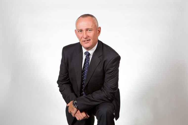 Norbert Sasse, Growthpoint Properties Group CEO