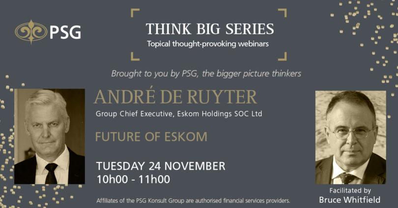 _Think Big_ André de Ruyter