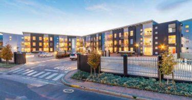 Stellenbosch student accommodation development, Quivertree