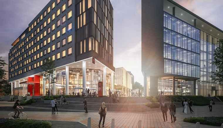 Radisson RED Johannesburg Rosebank set to open in 2021.