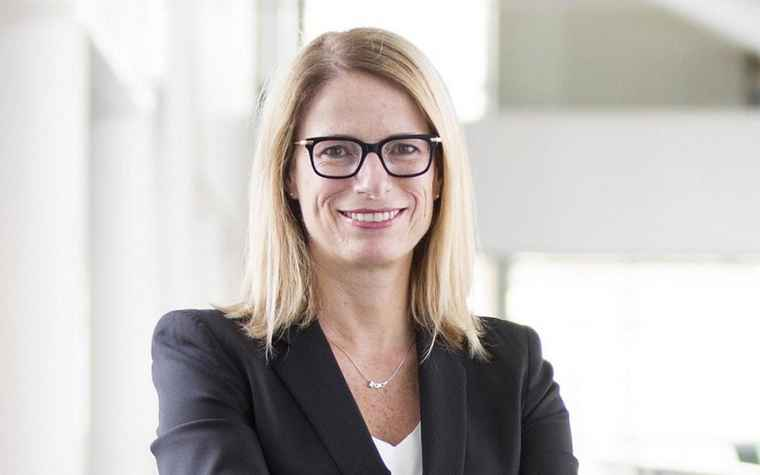 Rita-Rose Gagné, newly-appointed CEO and Executive Director of Hammerson.