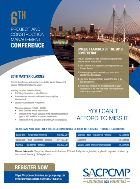 SACPCMP Conference