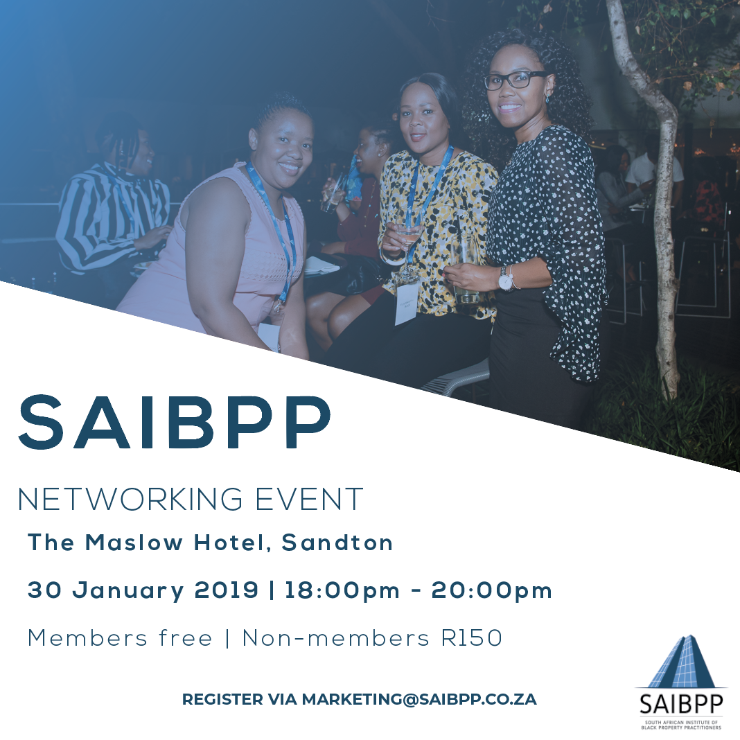 SAIBPP Networking Event Jan 2019