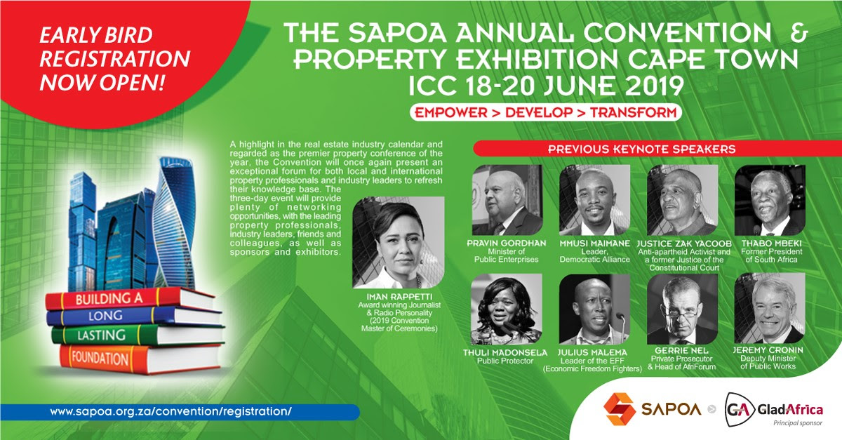 SAPOA Annual Convention 2019