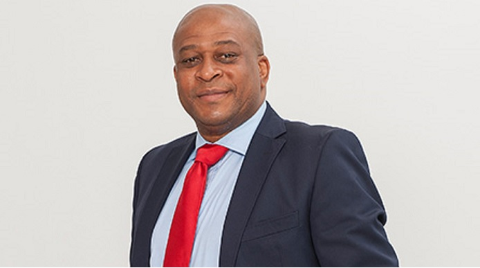 Sandile Hopeson Nomvete, CEO of Delta Property Fund.
