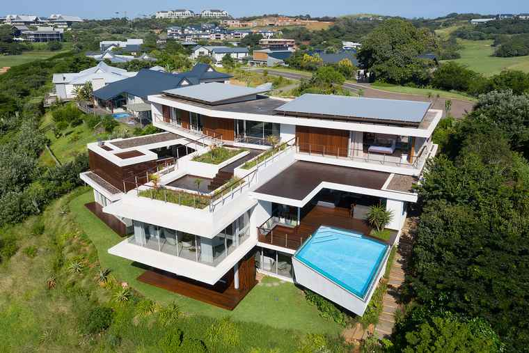 Simbithi Eco-Estate - R27.95 million.
