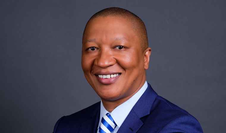 Dr Sisa Ngebulana, Founder and CEO of Rebosis Property Fund.