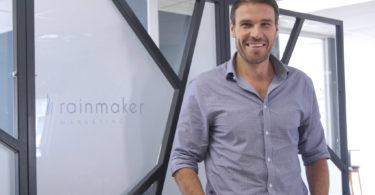 Stefan Botha, Director of Rainmaker Marketing.