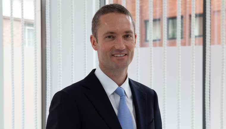 Stephen Oakenfull, CEO of RDI.