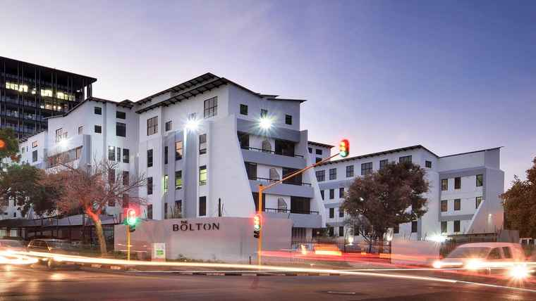 Emira's development 'The Bolton' in Rosebank.