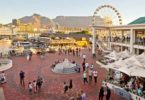 The Cape Wheel at the V&A Waterfront.