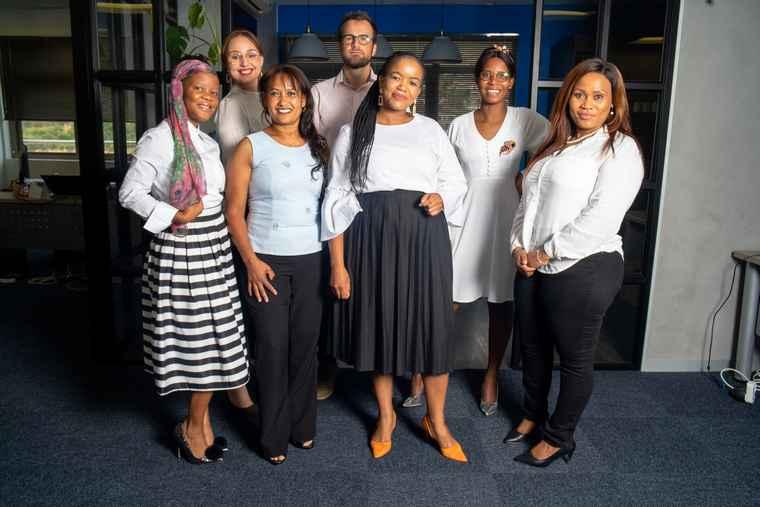 TUHF Western Cape regional team