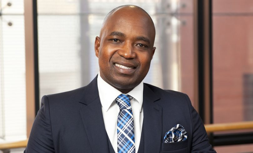 Ntobeko Nyawo , Redefine's new CFO with effect from the 1st of March 2020.