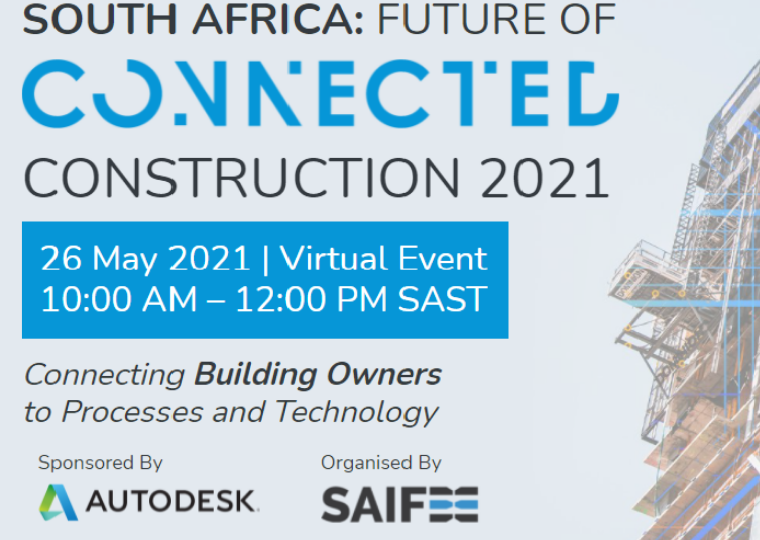 SA Future of Connected Construction 2021