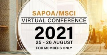 SAPOA MSCI Conference 2021