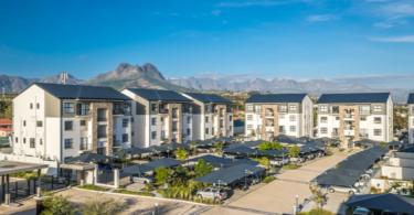 Balwin Properties' The Huntsman development in Somerset West, Cape Town.