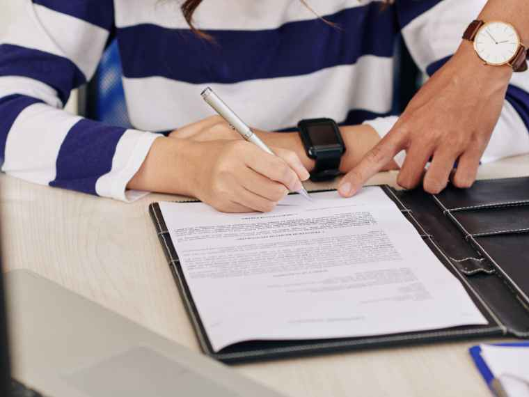 Legal / contract