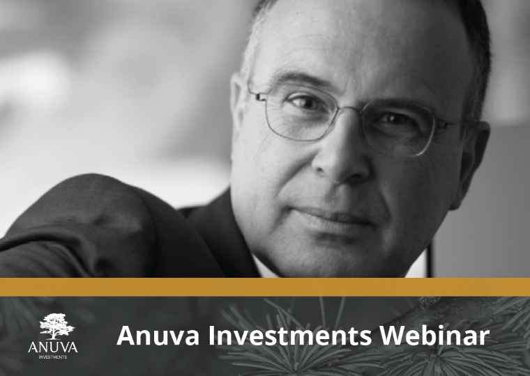 Anuva Investments & Bruce Whitfield webinar