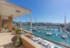 V&A Waterfront Marina, R20 million for this fabulous two-bed corner apartment on the sought-after front yacht basin.