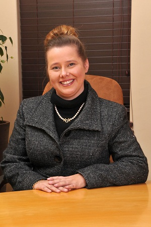 Amanda Stops, CEO of South African Council of Shopping Centres