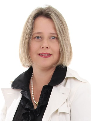 Amanda Stops, CEO of the South African Council of Shopping Centres