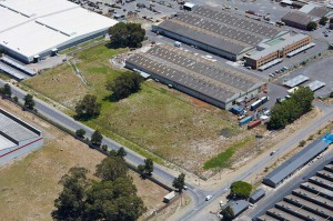 Blackheath Industrial property development site