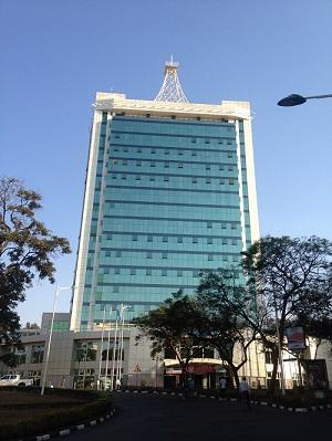 Broll office in Rwanda