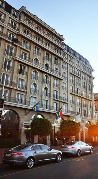 The Cape Royale Hotel, which is one of the star performers in the Cape Town 5 Star hotel market.