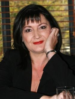 Carol Weaving, MD of Thebe Exhibitions and Projects Group
