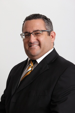 ClareMart Auction Group Sales Director, Farrell Perling