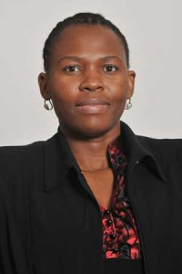 City's Mayoral Committee Member for Human Settlements, Councillor Tandeka Gqada