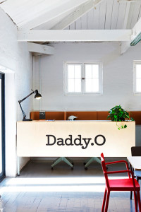 Daddy Means Business With Playful New Approach To Work