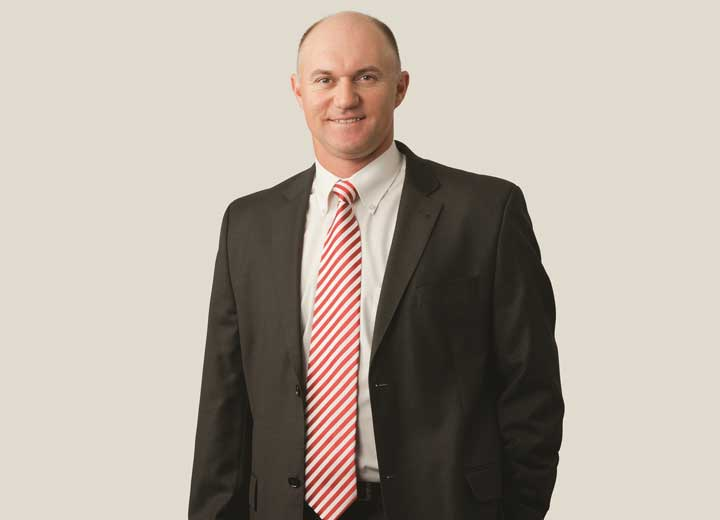 SA REIT Regulation and Taxation Committee Chairman and Executive Director of Growthpoint Properties Estienne de Klerk