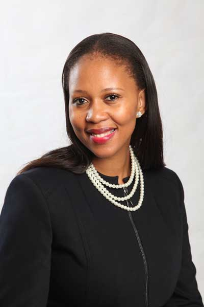 Fundiswa 'Fundi' Mazibuko, who has been appointed Director: CRM (Customer Relationship Management) and Business Development for Excellerate Property Services.