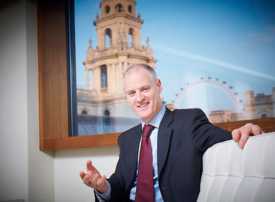 Ken Creighton, Chair of the IPMSC Board of Trustees and RICS Director of Professional Standards