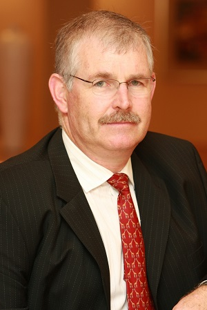 Ken Reynolds; Regional Executive Gauteng: Nedbank Corporate Property Finance